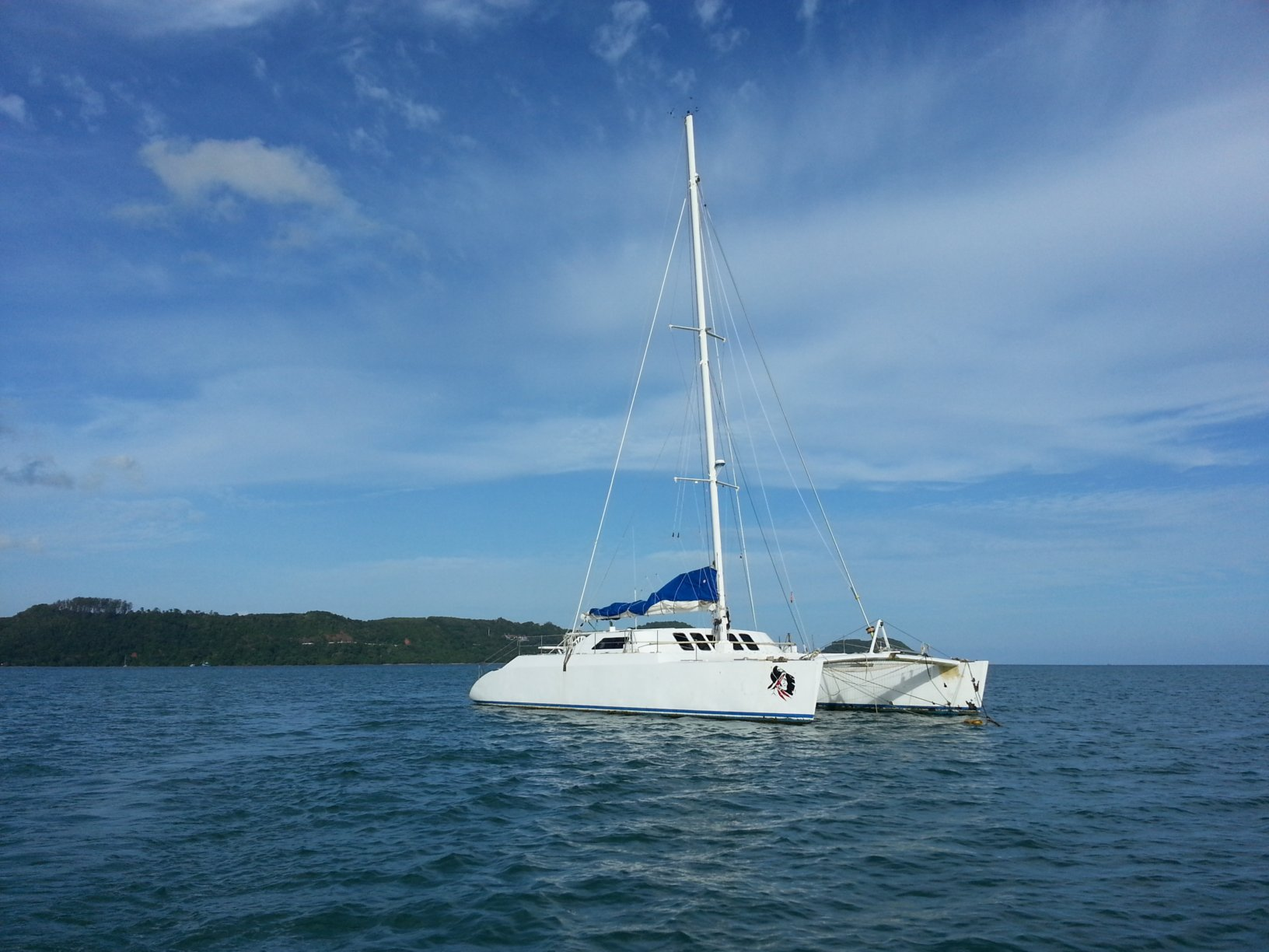 Used Sail Catamaran for Sale 2004 Custom 62 Additional Information