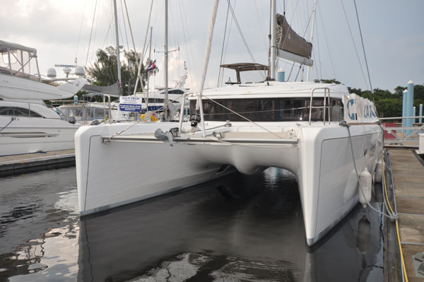New Sail Catamarans for Sale 2014 Lagoon 39 Boat Highlights