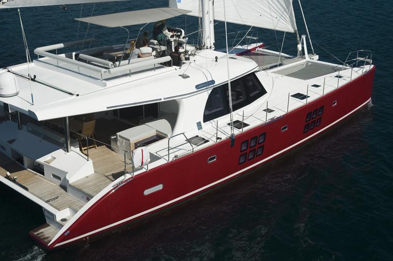 Launched Sail Catamarans for Sale  Sunreef 60 Loft