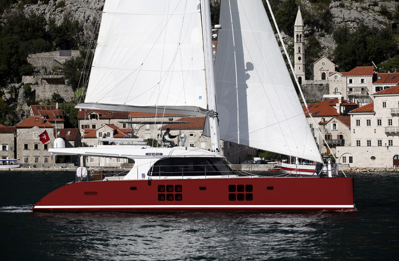 Launched Sail Catamaran for Sale  Sunreef 60 Loft Boat Highlights