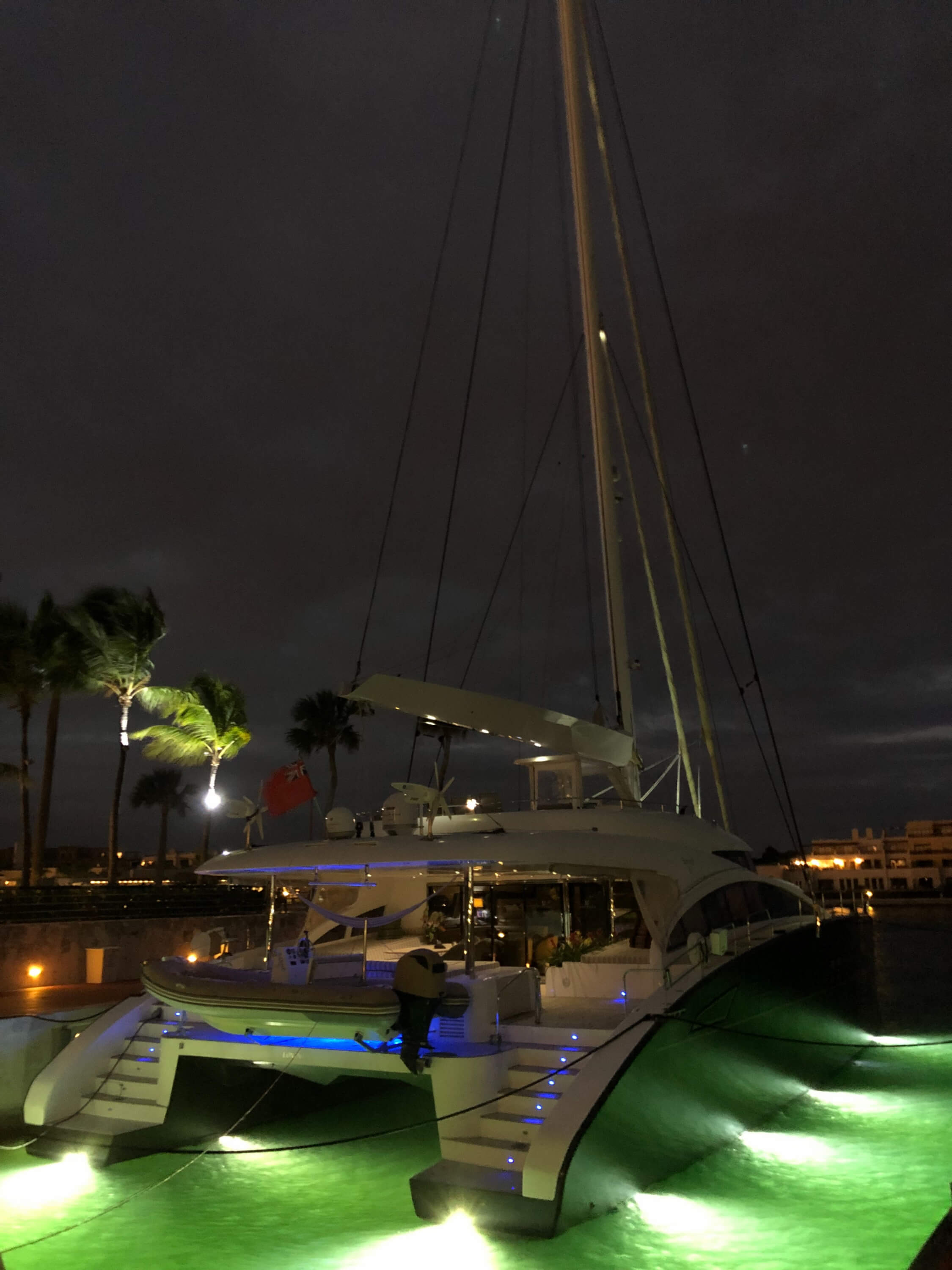 Used Sail Catamarans for Sale 2012 Sunreef 82 DD Boat Highlights