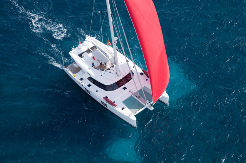 Launched Sail Catamarans for Sale  Sunreef 58 Boat Highlights