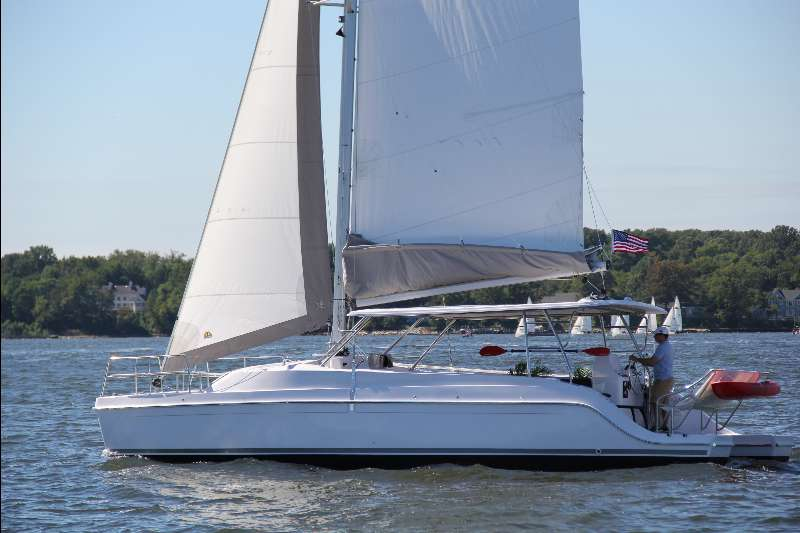 New Sail Catamarans for Sale 2017 Freestyle 37 Boat Highlights
