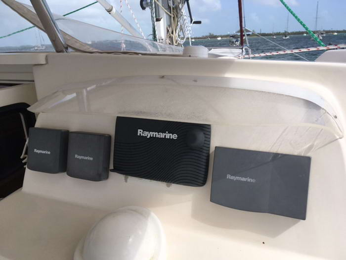 Used Sail Catamarans for Sale 2006 Leopard 43  Electronics & Navigation