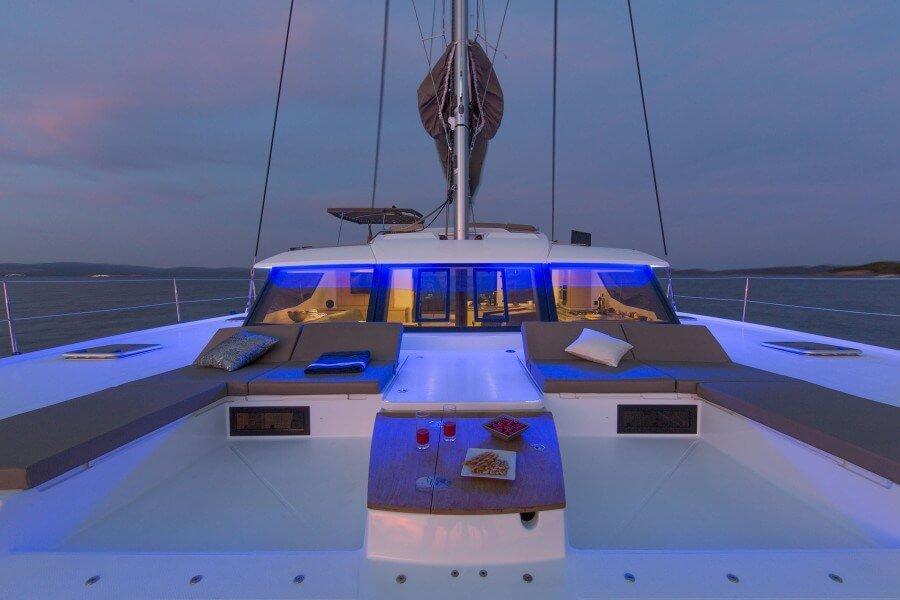 Used Sail Catamaran for Sale 2017 Saba 50 Boat Highlights