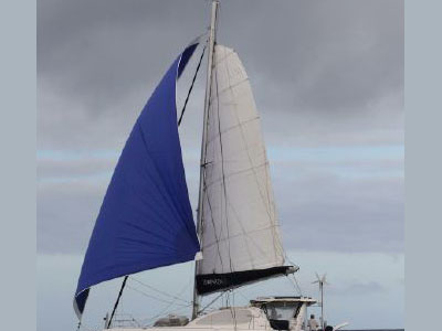 Preowned Sail Catamarans for Sale 2005 Leopard 40