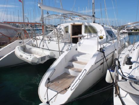 Preowned Sail Catamarans for Sale 1999 Privilege 465