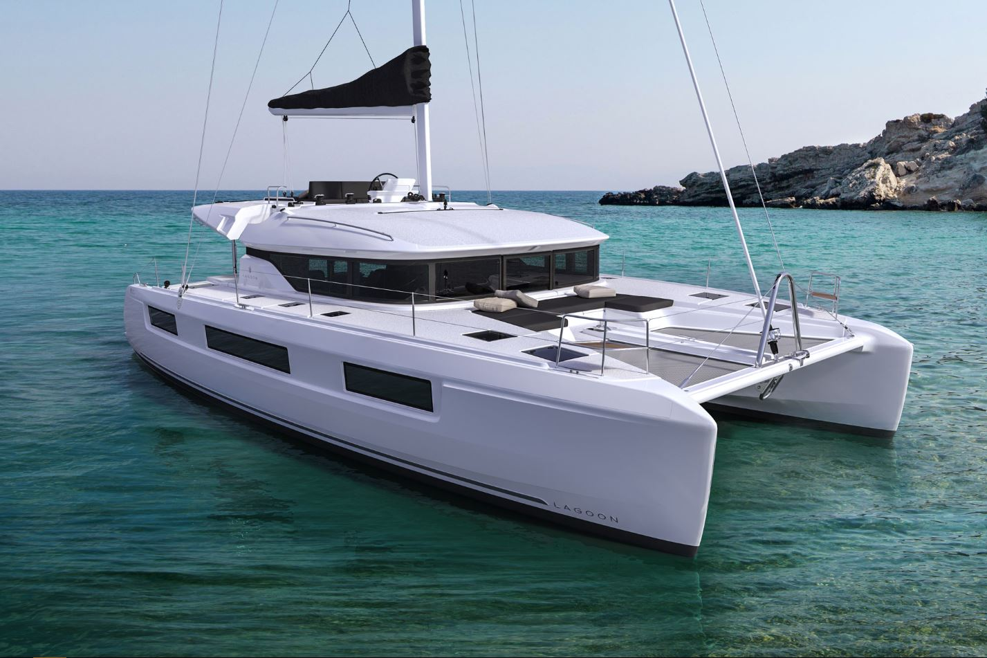 New Sail Catamaran for Sale  Lagoon 50