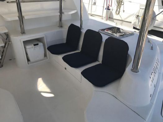 Used Sail Catamarans for Sale 2012 Leopard 46  Boat Highlights