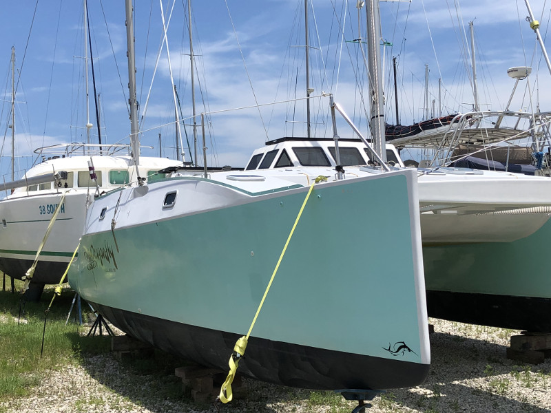Used Sail Catamaran for Sale 2014 Kurt Hughes 30 Additional Information