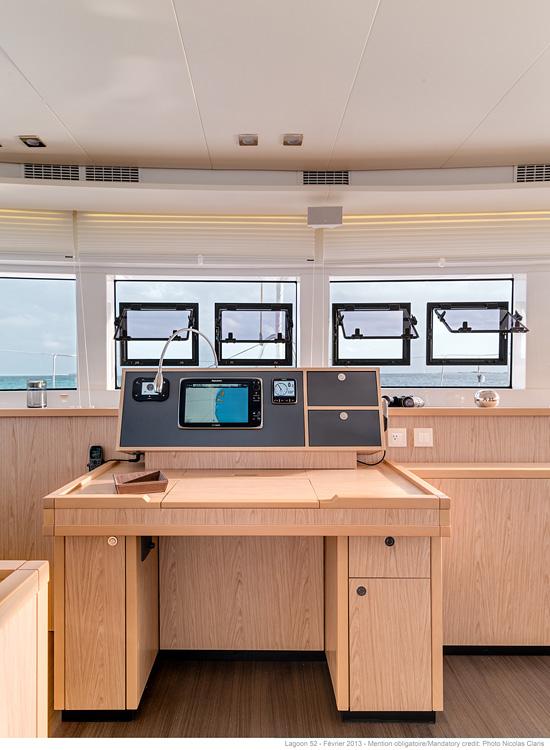 New Sail Catamarans for Sale 2019 Lagoon 52 F Electronics & Navigation