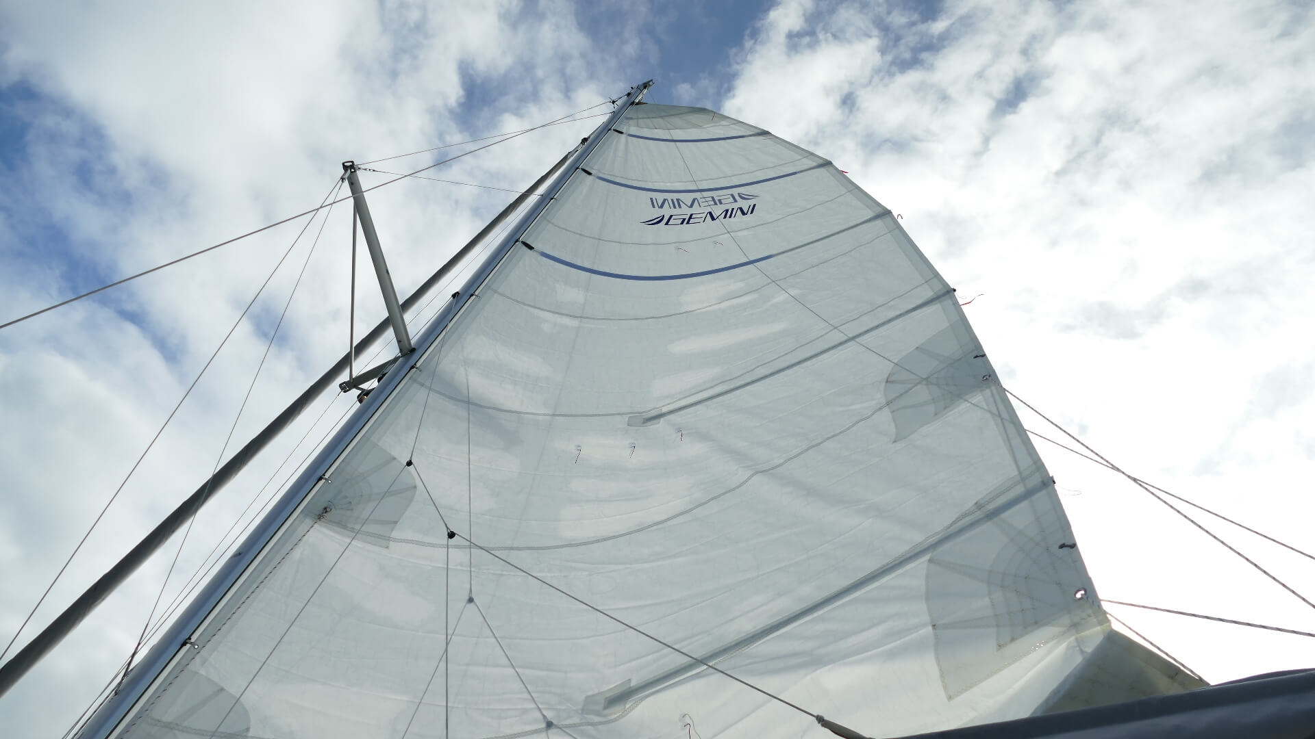 Used Sail Catamarans for Sale 2013 Legacy 35 Sails & Rigging