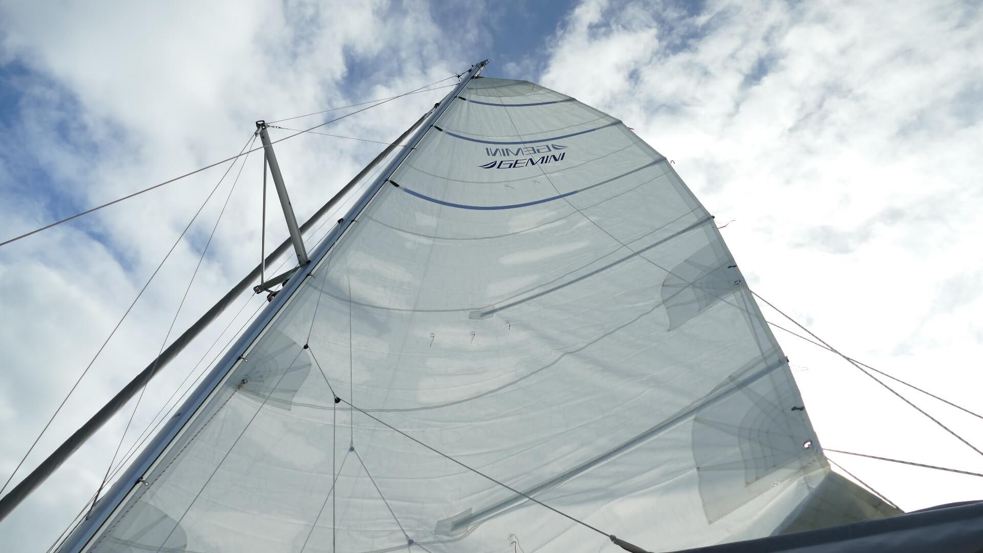 Used Sail Catamaran for Sale 2013 Legacy 35 Sails & Rigging