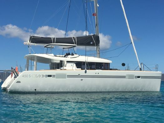 Preowned Sail Catamarans for Sale 2017 Lagoon 450