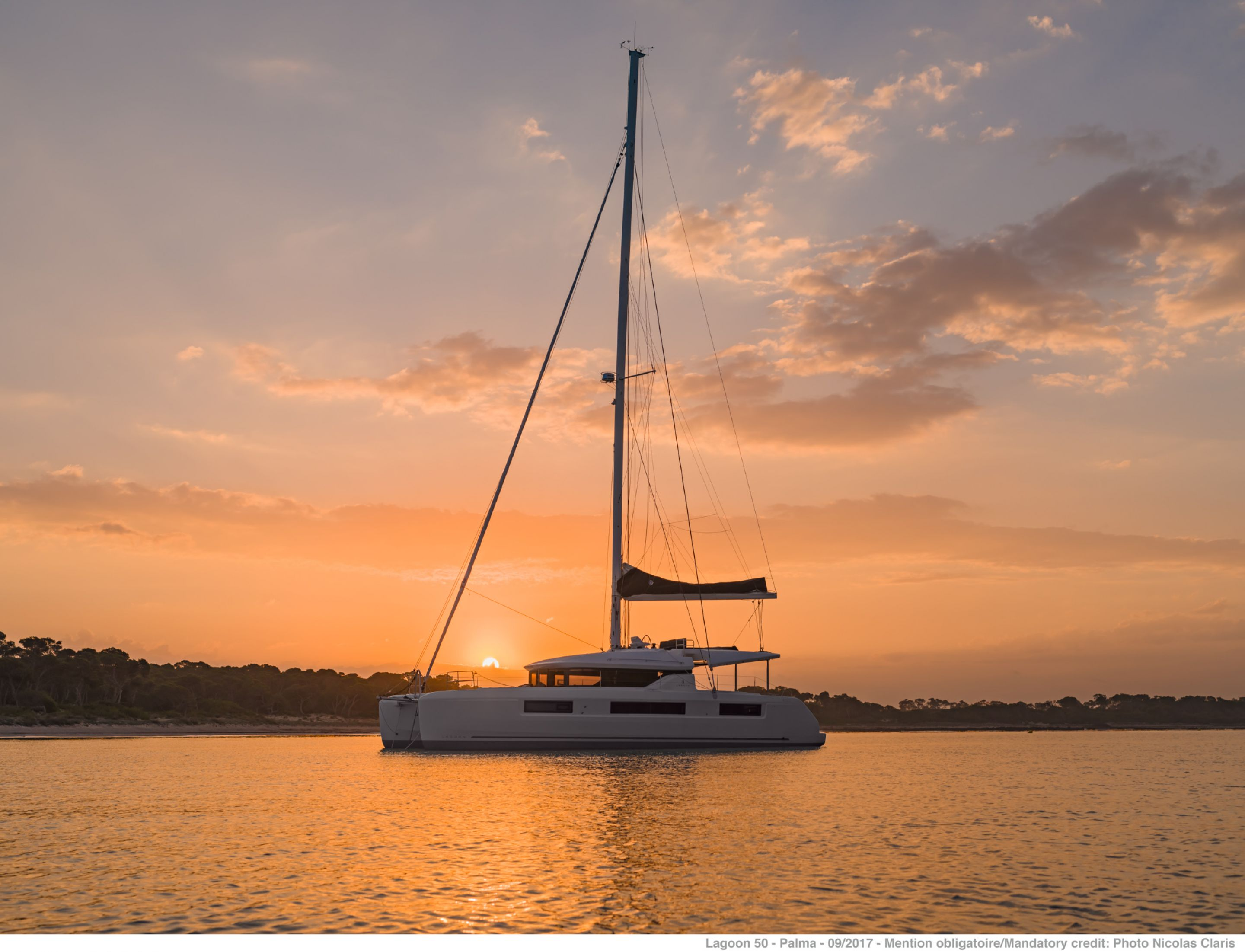 New Sail Catamarans for Sale 2020 Lagoon 50 Boat Highlights