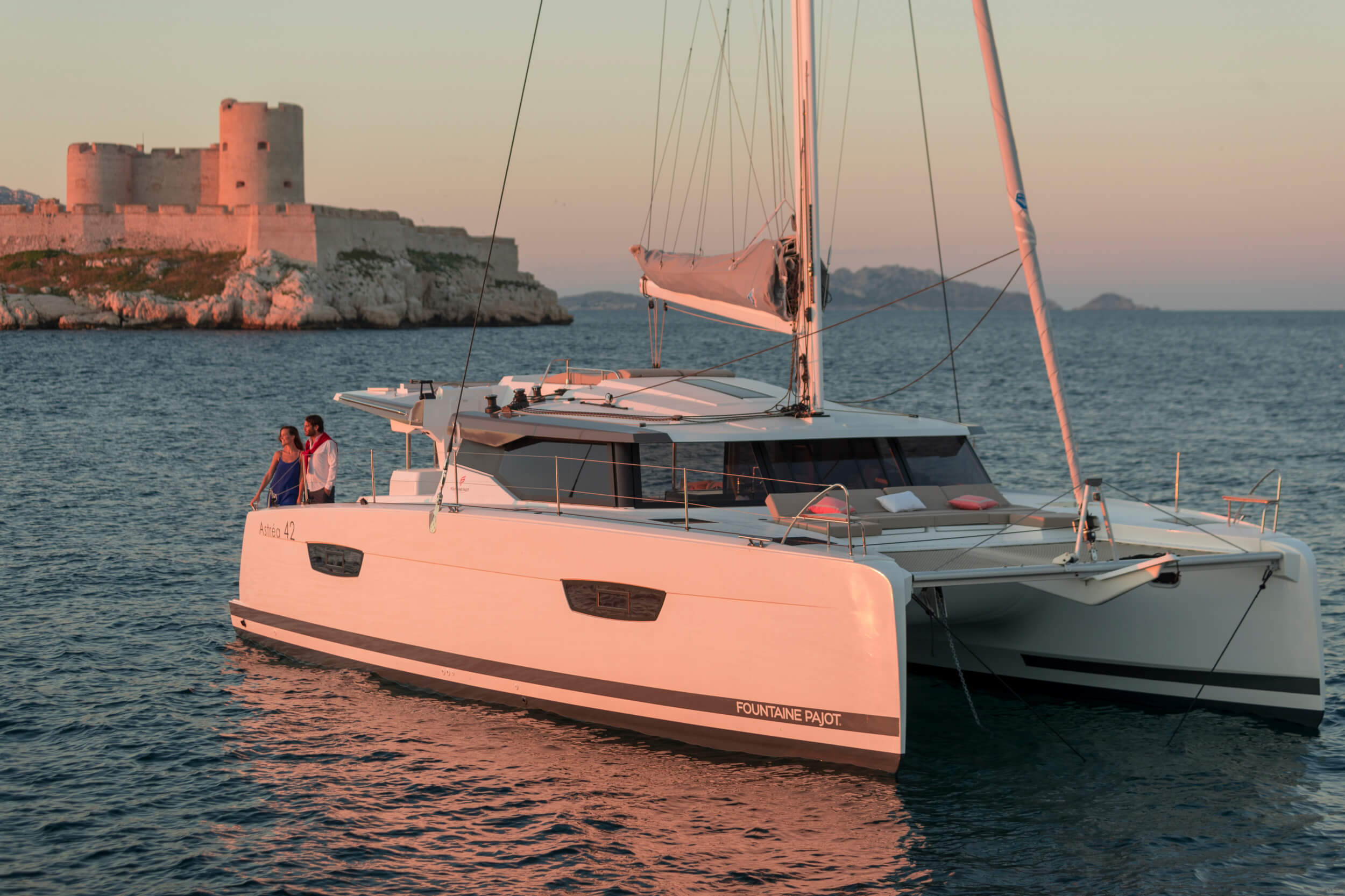 New Sail Catamaran for Sale 2019 Astrea 42 Boat Highlights