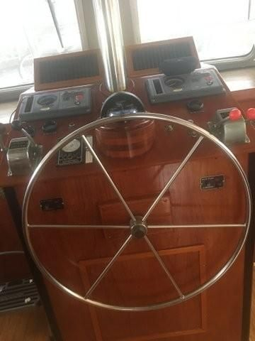 Used Power Catamarans for Sale 1985 C&C Logical 46 Electronics & Navigation
