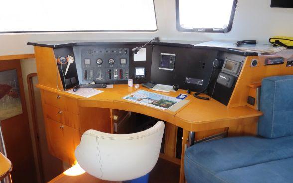 Used Sail Catamarans for Sale 2007 Eleuthera Electronics & Navigation