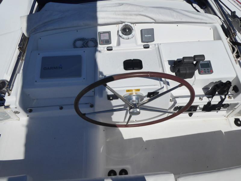 Used Sail Catamaran for Sale 2008 Lagoon 440 Electronics & Navigation