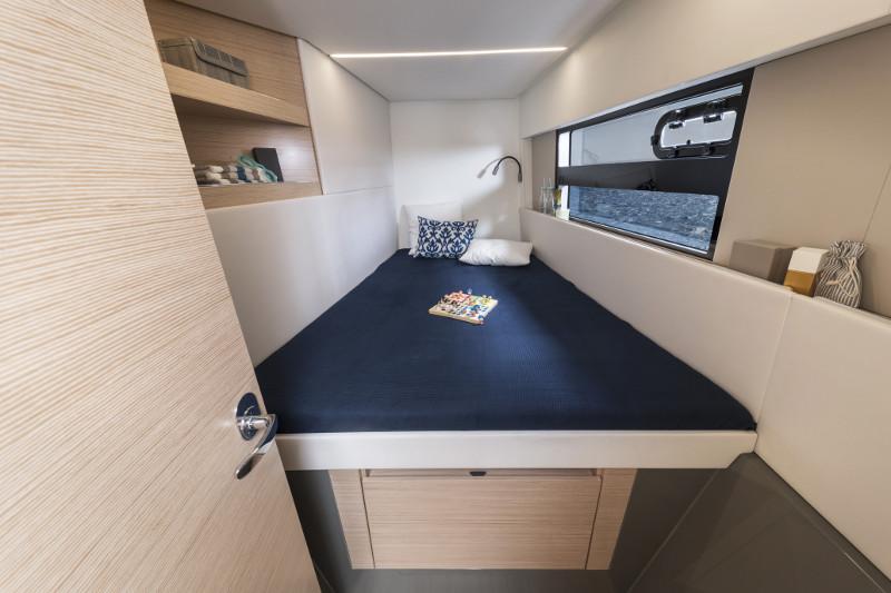 New Sail Catamaran for Sale  Nautitech 40 Open Layout & Accommodations