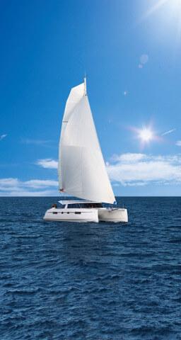 New Sail Catamaran for Sale  Nautitech 46 Open Boat Highlights