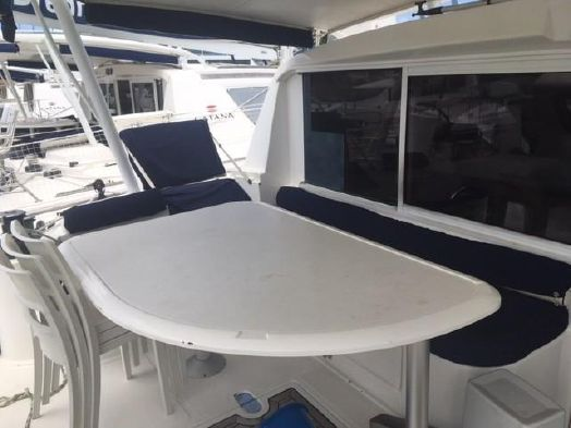 Used Sail Catamarans for Sale 2011 Catana 47  Deck & Equipment