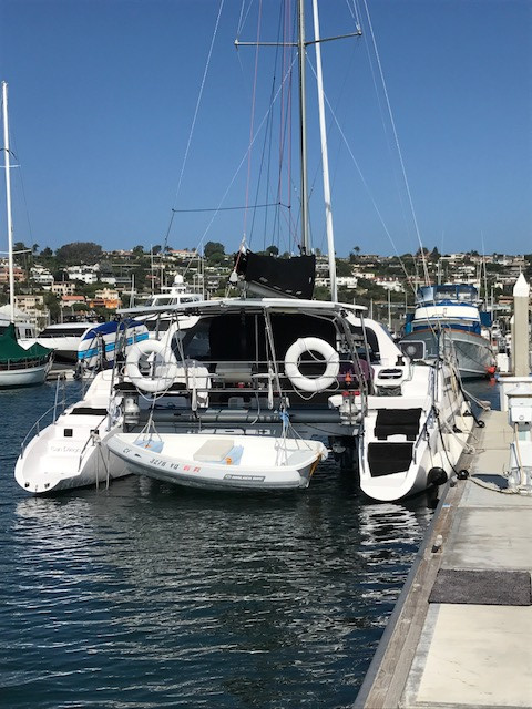 Used Sail Catamaran for Sale 2013 Seawind 1000XL2 Additional Information