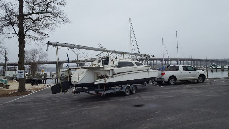 Preowned Sail Catamarans for Sale 2006 Telstar 28  Additional Information