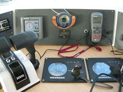 Used Sail Catamarans for Sale 2007 Lagoon 440 Electronics & Navigation