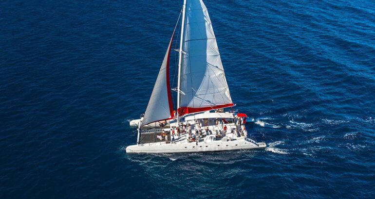 New Sail Catamaran for Sale 2017 Taiti 80 Boat Highlights