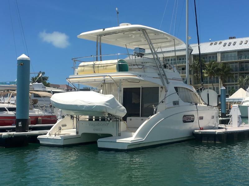 Preowned Power Catamarans for Sale 2009 Leopard 37 PC Boat Highlights