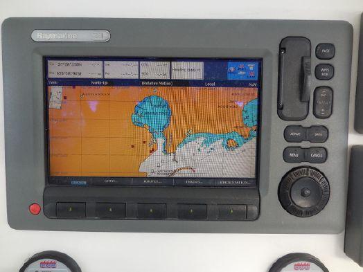Used Power Catamaran for Sale 2012 Leopard 47 PC  Electronics & Navigation