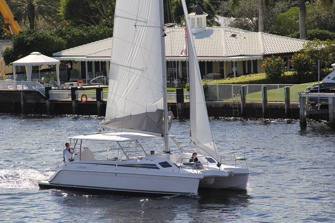 New Sail Catamarans for Sale 2019 Freestyle 37