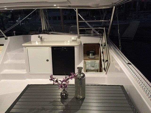 New Sail Catamarans for Sale 2019 Freestyle 37 Deck & Equipment