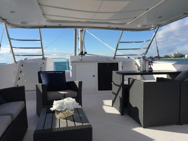 New Sail Catamaran for Sale 2019 Freestyle 37 Deck & Equipment