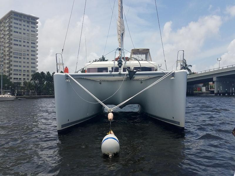 Preowned Sail Catamarans for Sale 2012 Lagoon 400 Boat Highlights