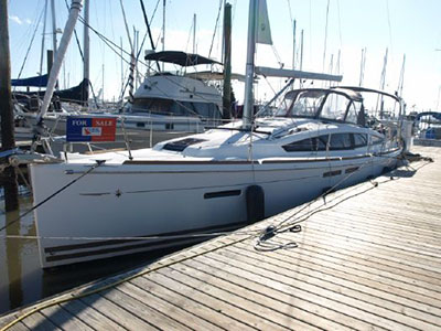 Preowned Sail Catamarans for Sale 2014 Jeaneau 41 DS