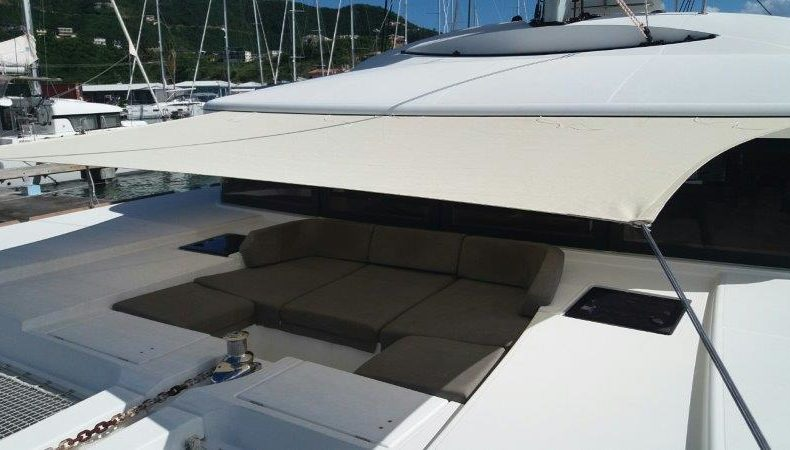 Preowned Sail Catamarans for Sale 2014 Lagoon 52 F Boat Highlights