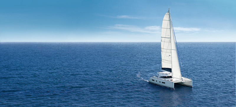 New Sail Catamarans for Sale  Nautitech 542 Boat Highlights