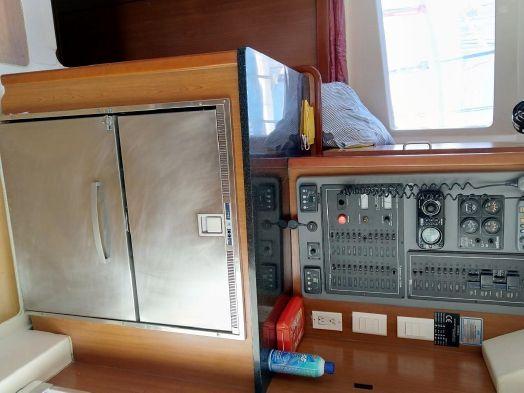 Used Sail Catamarans for Sale 2012 Leopard 44 Electronics & Navigation