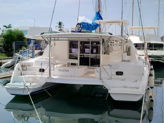 Used Sail Catamaran for Sale 2012 Leopard 44 Boat Highlights