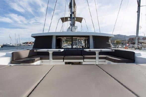 Used Sail Catamarans for Sale 2014 Bali 4.3 Deck & Equipment