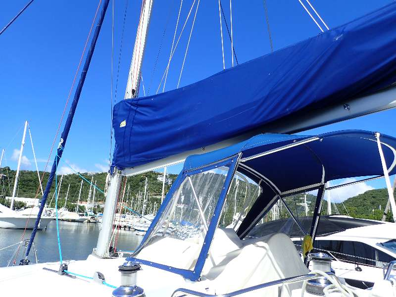 Preowned Sail Catamarans for Sale 2006 Lagoon 440 Sails & Rigging