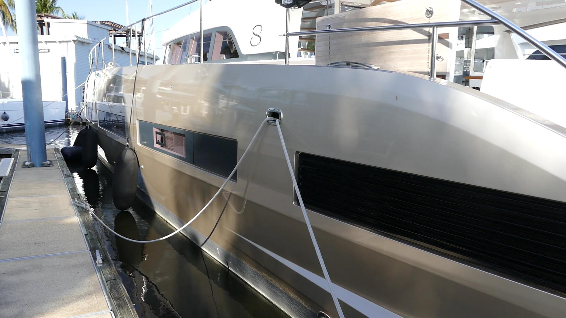 Used Power Catamarans for Sale 2018 Seventy 8 Boat Highlights