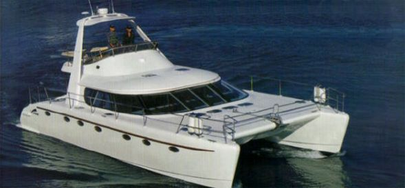 Preowned Power Catamarans for Sale 2004 Prowler 450
