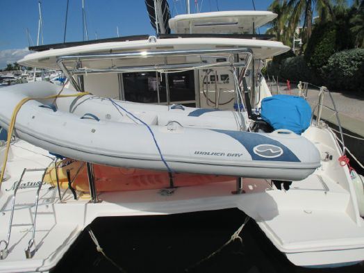 Used Sail Catamaran for Sale 2012 Leopard 39 Additional Information