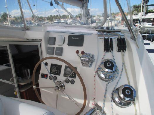 Used Sail Catamaran for Sale 2012 Leopard 39 Electronics & Navigation