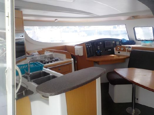 Catamarans NEW FACES, Manufacturer: FOUNTAINE PAJOT , Model Year: 2009, Length: 40ft, Model: Lipari 41, Condition: Preowned, Listing Status: Catamaran for Sale, Price: USD 219526
