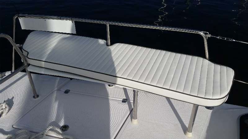 New Power Catamaran for Sale  Freestyle 399 Power Deck & Equipment