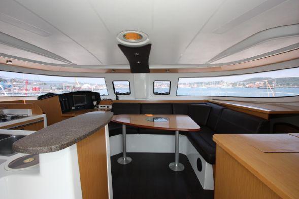 Used Sail Catamaran for Sale 2012 Lipari 41 Galley